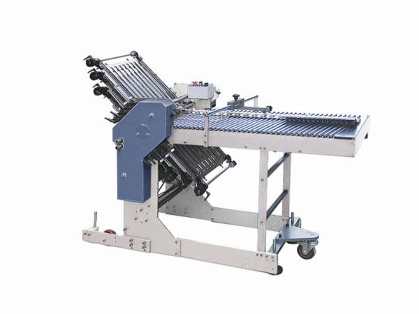 FSD 36 / 47 series folding machine comb tail