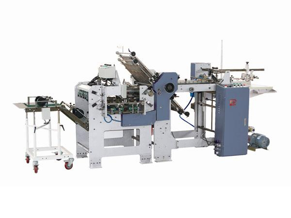 Fsd472-2k (2 comb + 2 knife) hybrid folding machine