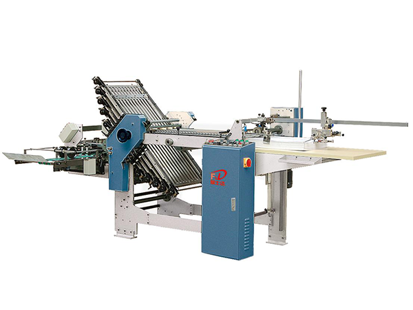 Fsd368k / 478k (8 comb + 1 knife) hybrid folding machine