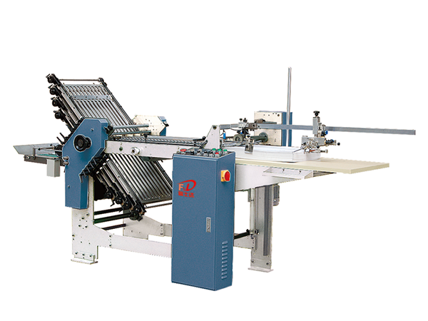 Fsd368 / 478 (8 comb + 0 knife) automatic folding machine