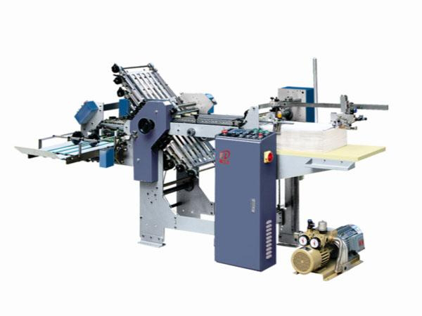 Fsd366k476k (6 combs + 1 knife) hybrid folding machine